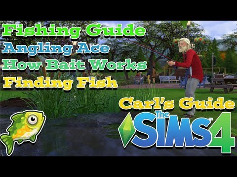 The Sims 4 Fishing Skill Guide - Tips For Catching All Types Of Fish