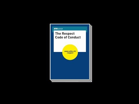 The Respect Code of Conduct – ETH Zurich