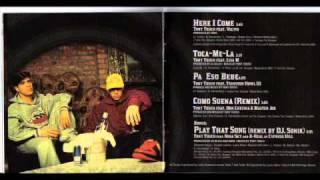 TONY TOUCH FT HURRICANE G & DJ BLASS - ASI