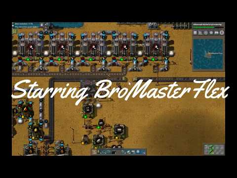 Factorio Sea Block A15 - EP 04