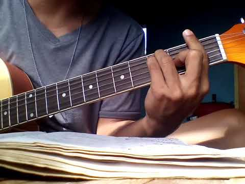 Pagsubok strumming and chords tutorial