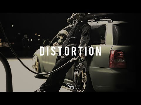 """Distortion"" - Dark Hip Hop Beat 