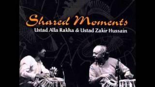 Shared Moments - Ustad Alla Rakha & Ustad Zakir Hussain