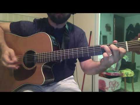 Through The Barricades Acoustic Guitar Cover