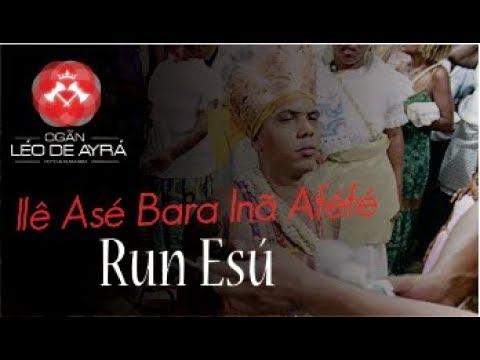 Download Ilê Asé Bara Inã Aféfé - Ajodun de Mauro D'Esú e Ekedji (RUN ESÚ)