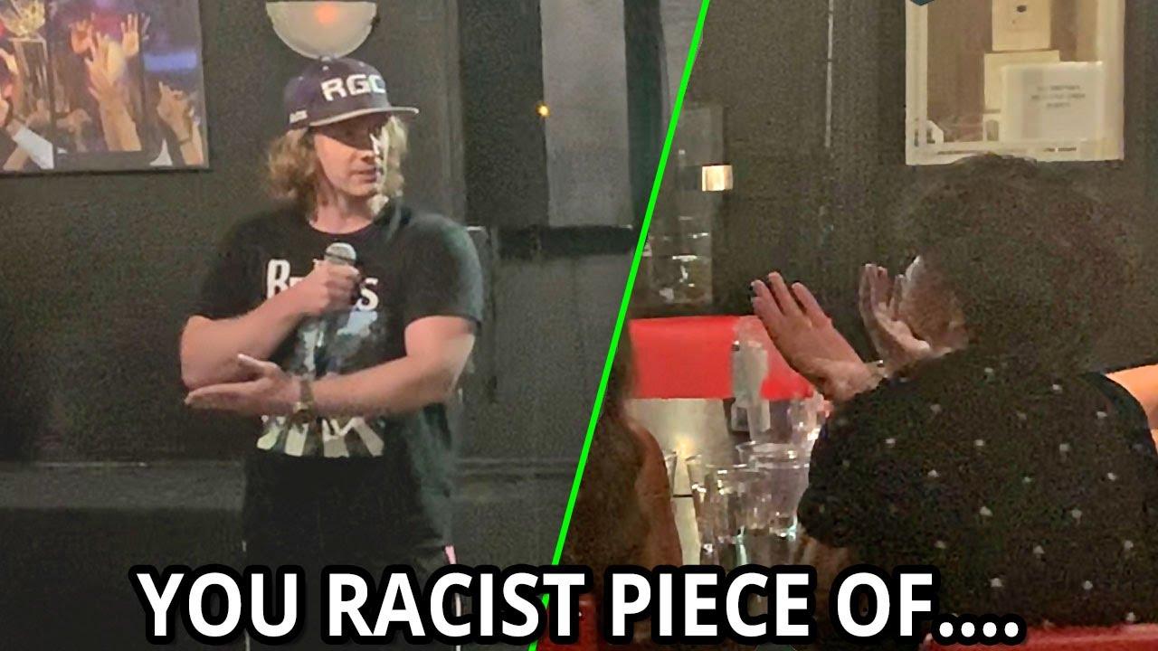 Racist Heckler Gets Destroyed By Comedian!🔥