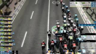 Pro cycling manager 2010 gameplay: tour de france [2/21] HD