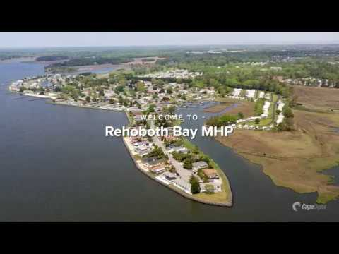 Rehoboth Bay MHP - Delaware Beach Waterfront Mobile Homes