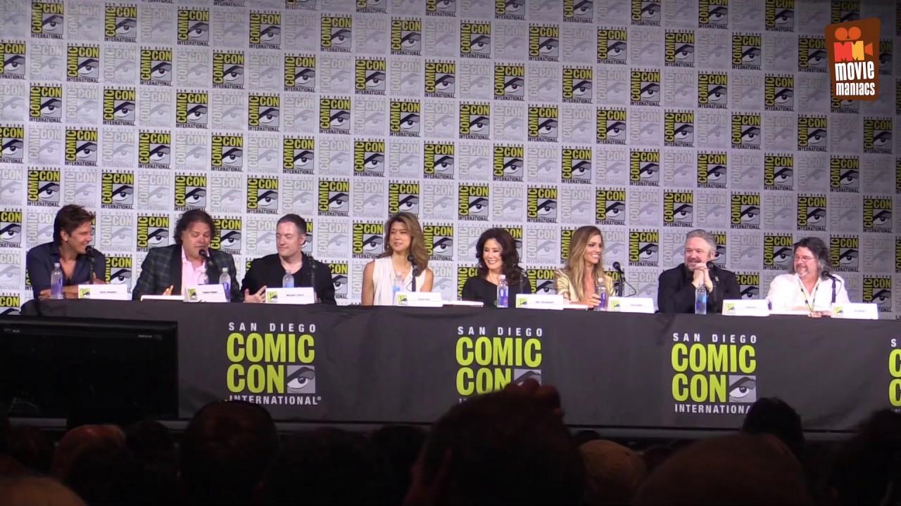 Download Battlestar Galactica - The Big Reunion at Comic-Con 2017