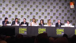Video Battlestar Galactica - The Big Reunion at Comic-Con 2017 download MP3, 3GP, MP4, WEBM, AVI, FLV November 2017