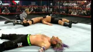 WWE No Way Out 2009 Highlights(PPP)