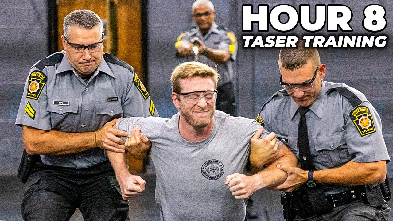 Download 72 Hours Inside State Trooper Academy   Ep.01