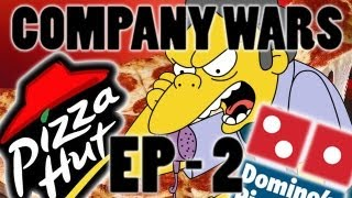 Pizza Hut Vs Domino