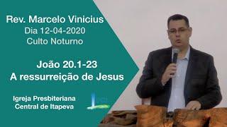 João 20.1-23 - Ressurreição de Jesus