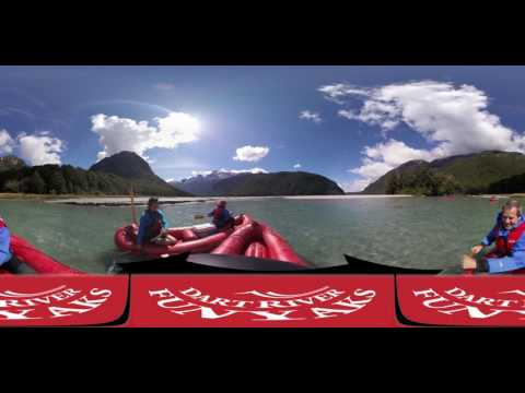 Dart River Funyak 360 Virtual Reality Experience