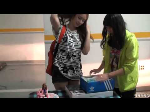 Jiyeon Birthday Celebration