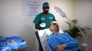 Hair Transplant Patient Journey Implantation Phase thumbnail