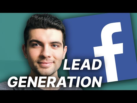 How To Do Lead Generation Using Facebook Advertising (FB Lead Ads Tutorial) – Eric Rebelo