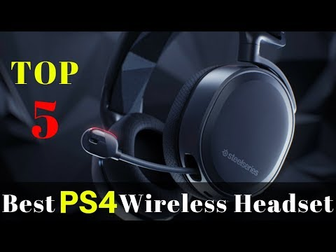 Best PS4 Wireless Headset | Instantly Upgrade Your PS4 Gaming