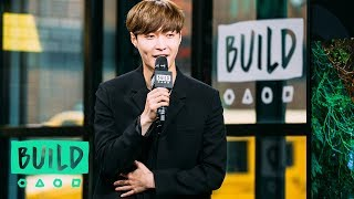 Lay Zhang Gets Proposed To Live On The BUILD Stage