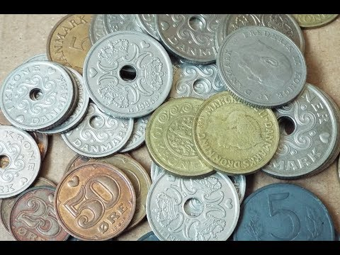 Denmark Coin Collection (2018)