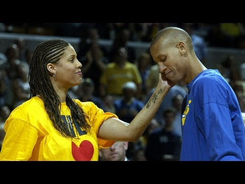 The one rivalry Reggie Miller just couldn't win, Reggie Vs. Cheryl