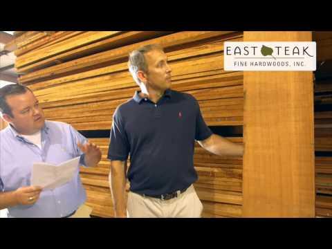 African Mahogany Wood Lumber