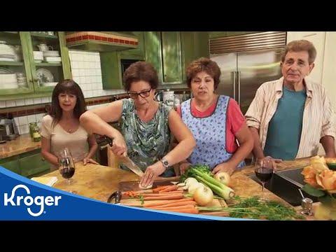 Taste Of Italy: Northern Big Italian Family   VIDEO   Kroger