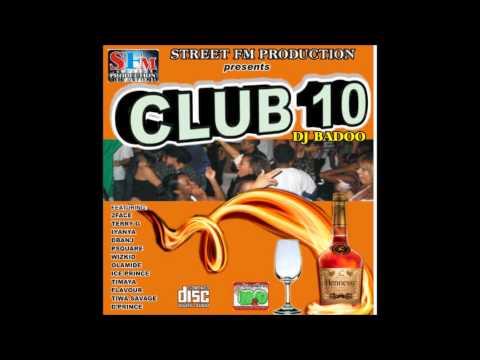 2013 Naija Party mix. Vol 1
