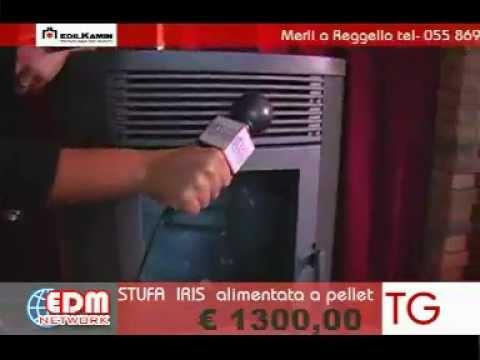 crisi energetica stufa a pellet senza paragoni iris youtube