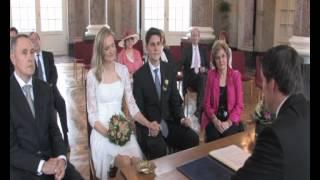 Hochzeitsfilm Standesamtliche Trauung Wiesbaden