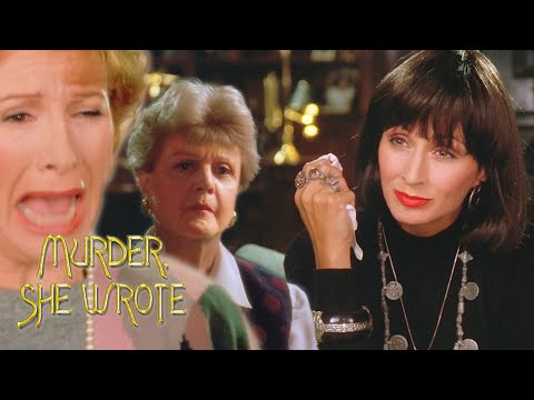 A Pyschic's Deadly Premonition | Murder, She Wrote