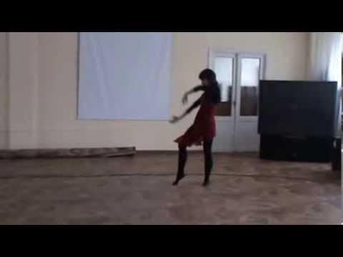 """Танец Констанции Баранник - """"Современная Классика"""""""