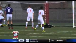 Memorial vs Chippewa Falls, 2-0, WEAU, 2014-08-28