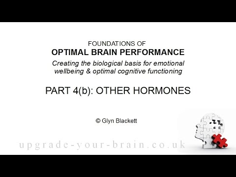 Foundations of Optimal Brain Performance Course, Part 4B - Thyroid, Vitamin D and Appetite