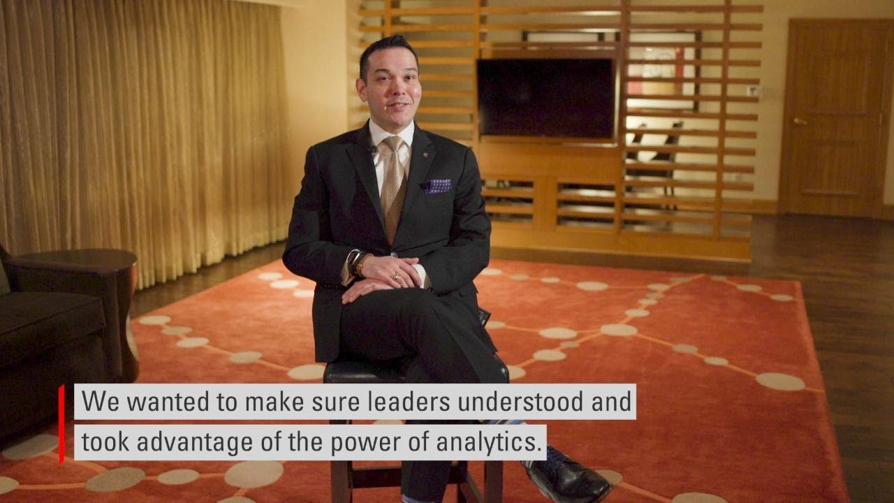 Cummins Drives Innovation With Oracle HCM Cloud & Analytics