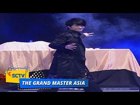KEREN.. Penampilan JEFF LEE Sangat Menghibur MASTER LIMBAD!   The Grand Master Asia