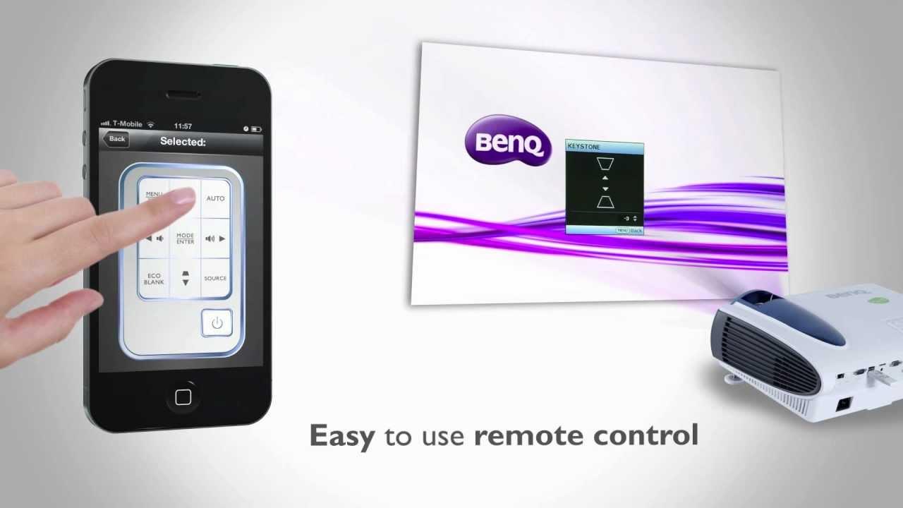 BenQ QPresenter HD App - YouTube