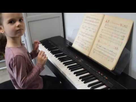 Cassandre L. - Methode Rose - Chant Arabe