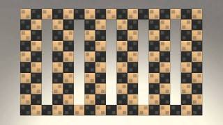 Brain bending illusions: The Twisted Line