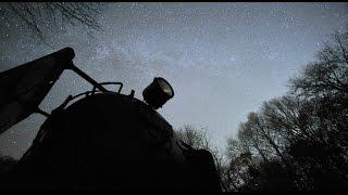 旧神居古潭駅舎発  銀河鉄道の旅 Journey of Galaxy