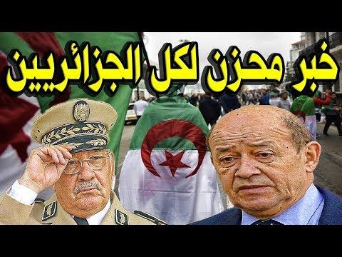 أخر أخبار الجزائر .. لأول مرة تتدخل فرنسا في الشأن الجزائري .. والسلطة تـرد بقـ ـوة !!