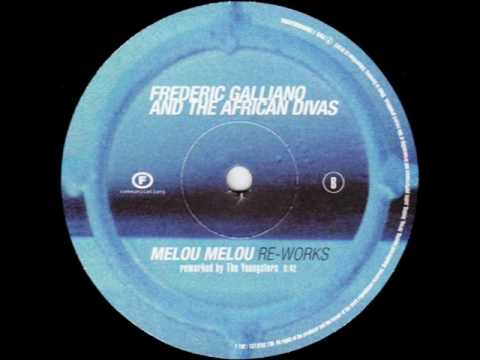 Frederic Galliano And The African Divas - Melou Melou (Reworked By The Youngsters)