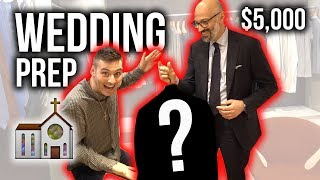 Video DID I JUST FIND MY WEDDING SUIT? download MP3, 3GP, MP4, WEBM, AVI, FLV Agustus 2018