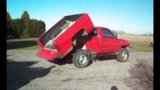 1995 Dodge Ram Add On Dump Kit (transformer)