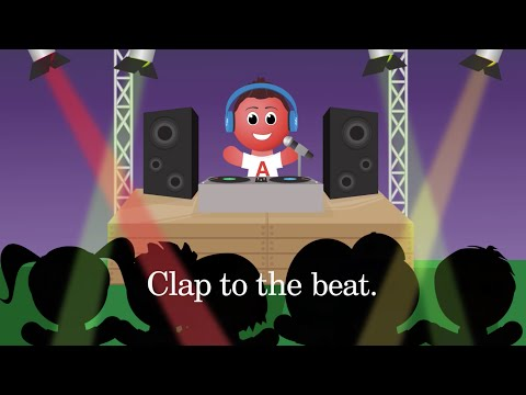 To Song - Sight Word Song Music Video