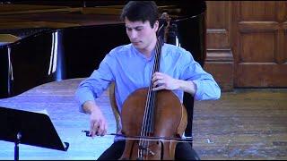 Shostakovich Cello Sonata Op.40 - IdIir Shyti, Dorian Dimitrov