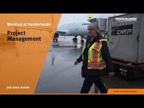 Project Management   Job area movie   Vanderlande