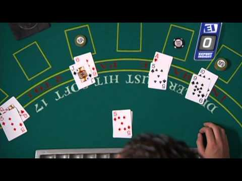 BlackJack Counting Cards Practice