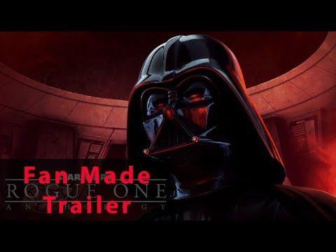 [Fan Made] Star Wars: Rogue One (2016) FINAL TRAILER - Felicity Jones Movie HD